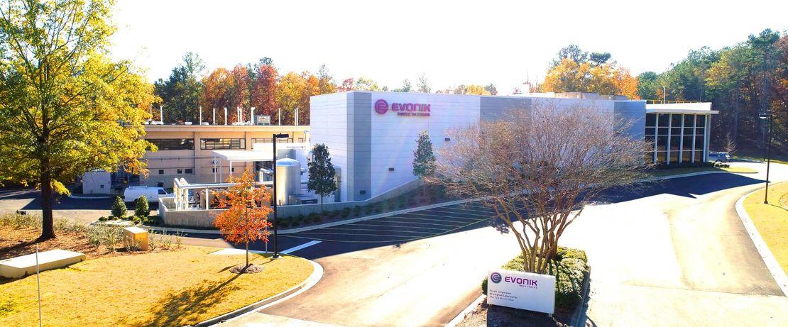 Birmingham biomaterials facility external